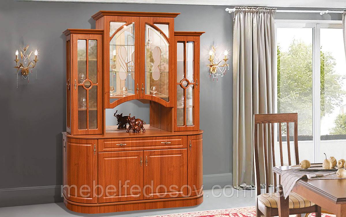Гостиная Цезар  (Світ мебелів) 1700х585х2235мм