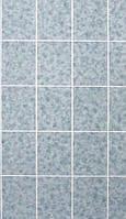 Стеновые панели влагостойкие (дымчатый голубой)