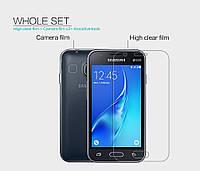 Защитная пленка Nillkin для Samsung Galaxy J1 mini Duos SM-J105 глянцевая