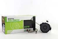 Внешняя цветная камера видеонаблюдения CCTV 659 3.6мм