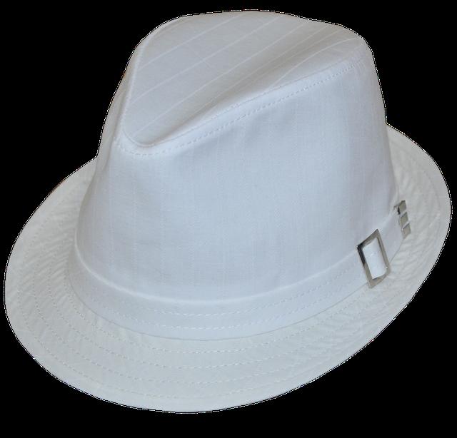 Шляпа мужская Хантор молоко