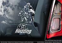 Scott Redding стикер
