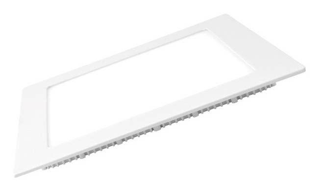 Встраиваемый светодиодный светильник EUROLAMP Квадрат 24Вт