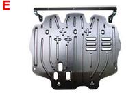Защита картера Skoda Yeti v-1,2TSi/1,8TSi 4x4(метал.подрамник c-2010г.