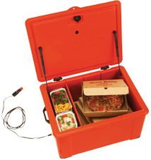 Термоконтейнер Avatherm Termobox Fast Food 640 Heater /50л