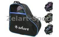 Сумка-рюкзак для хранения и транспортировки роликовых коньков (PL,р-р 39*38*22см, цвета в ассортименте)