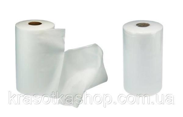 """Серветки 10*10 см, """"RIO"""", білі, сітка, нарізані 100шт/уп."""