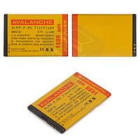 Батарея (аккумулятор) Avalanche BP-3L для телефонов Nokia (1400 mAh), оригинал