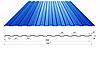 Профнастил в полимерном покрытии С-8, 0,4мм
