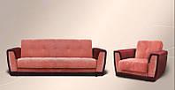 Гарнитур Марко (диван+кресло+пуф)