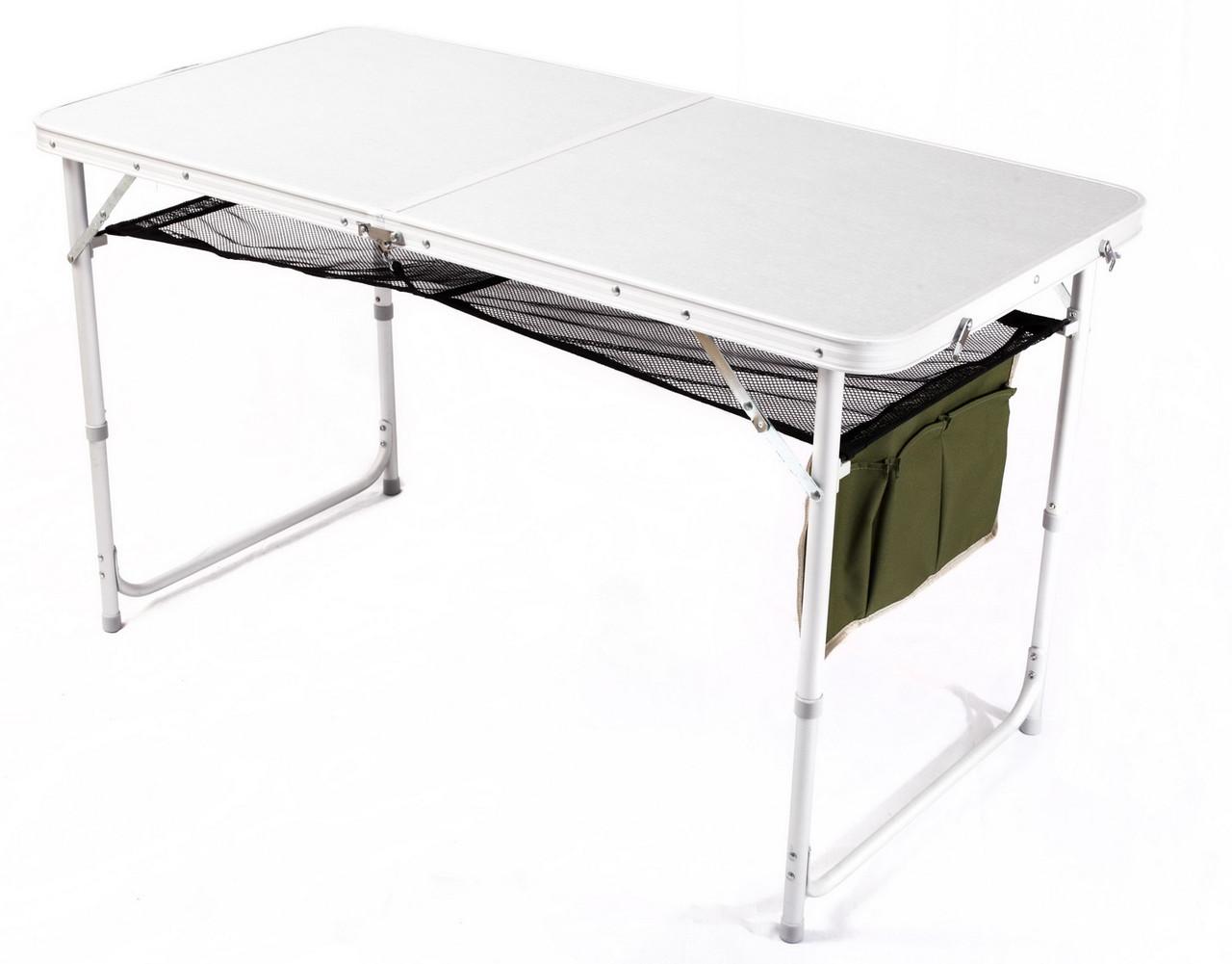 Стол складной для пикника с сеткой
