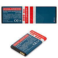 Батарея (аккумулятор) Avalanche для Nokia 1600/1650/2300 (900 mAh), оригинал