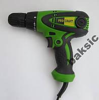 Сетевой шуруповерт Pro Craft Pb1200