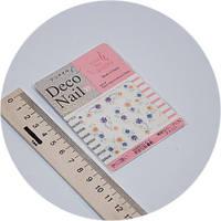 Наклейки на ногти Deco Nail qt-02
