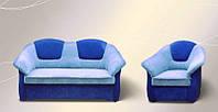 Гарнитур Мираж (диван+кресло)