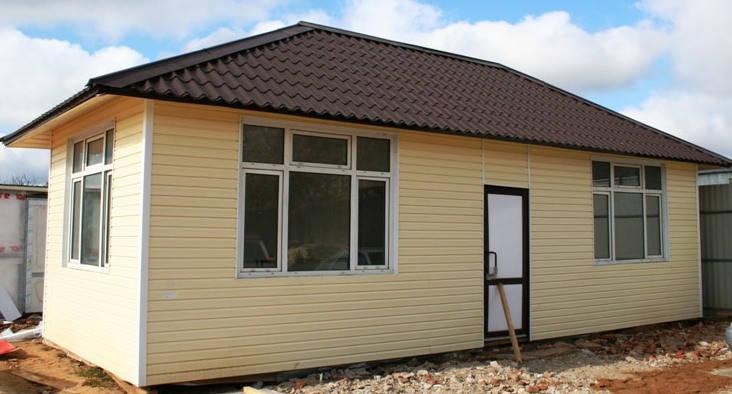 Изготовление дачных домиков, фото 2