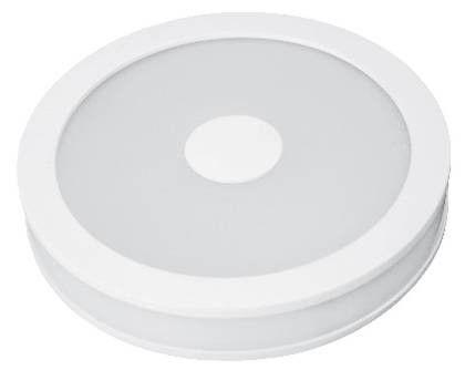 Накладной светодиодный светильник EUROLAMP Круг 24Вт