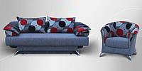 Комплект мягкой мебели Джокер  (диван+кресло)