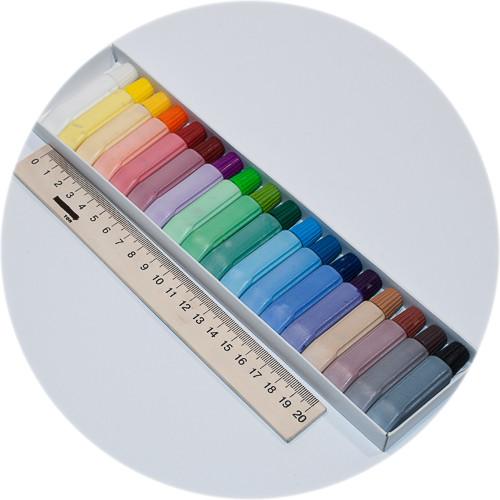 акриловая краска для декора ногтей от магазина Fred Shop