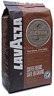 Кофе в зернах LAVAZZA TIERRA 1000 g.