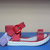 Модные босоножки для девочки 31р(19см стелька)