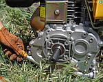 Sadko DE-410 дизельний двигун (9 к.с., шпонка)