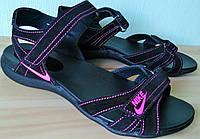 Nike 16! Кожаные женские сандалии сандали босоножки летняя обувь спорт