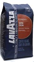 Кофе в зернах LAVAZZA SUPER CREMA 1000 g.