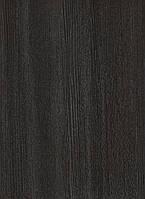 Глянцевая пленка ПВХ для МДФ фасадов Черный орех.