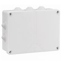 Розпод.коробка з'єднувальна, монтажна, 119х77х14 мм, HP - 150 L