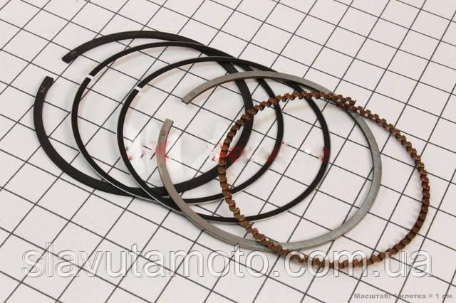 Кольца поршневые 125cc 52,4мм STD (HAORUN)  (скутер 125-150куб.см)