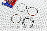 Кольца поршневые 150сс 57,4мм STD (HAORUN)  (скутер 125-150куб.см)