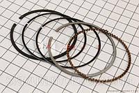 Кольца поршневые 150сс 57,4мм +1,0 (KOSO)  (скутер 125-150куб.см)