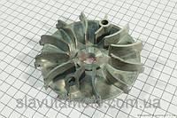 Крыльчатка вариатора переднего с  выступающими лопостями (скутер 125-150куб.см), фото 1
