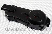 Крышка вариатора короткая  (скутер 125-150куб.см)