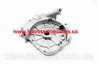 Крышка двигателя правая (под щуп)  (скутер 125-150куб.см), фото 1
