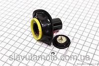 Мембрана карбюратора 22мм + ускорительная к-кт 2шт  (скутер 125-150куб.см)