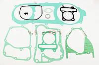 Прокладки двигуна до-кт 150cc (довгий варіатор) TMMP (скутер 125-150куб.см), фото 1