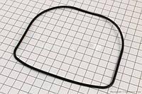 Прокладка крышки  клапанной (резина)  (скутер 125-150куб.см)