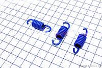 Пружина вариатора к-кт 3шт - 1000об/мин  (скутер 125-150куб.см)