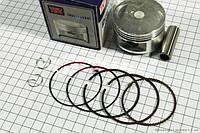 Поршень, кільця, палець до-кт 150cc 57,4 мм STD (TNT) (скутер 125-150куб.см)