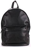 Кожаный рюкзак LEATHER BACKPACKS чёрный