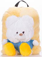 Детский рюкзак KID'S BACKPACKS мишка жёлтый
