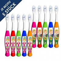 Комплект зубных щеток для детей Thienel Dental, 12 шт