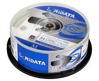 M-Disk Ritek dvd-r из cake 20 архивное хранение свадебный диск, фото 1
