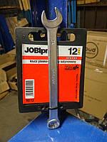 Ключ рожково-накидной выгнутый 12 мм (16112)