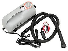 Насос электрический для надувной ПВХ лодки, фото 2