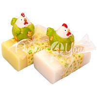 Подарочное натуральное мыло «Курочка» 100 гр. Florex
