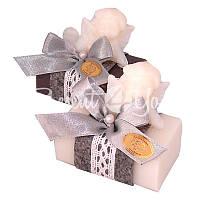 Подарочное натуральное мыло ручной роботы с овечьим молоком Австрия«Ангел» 100 гр. Florex