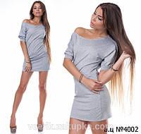 Летнее платье-туника, фото 1